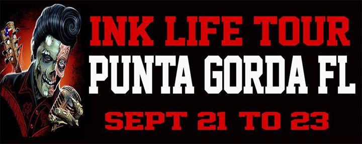 Ink Life Tour Punta Gorda FL (Ft Myers Area)