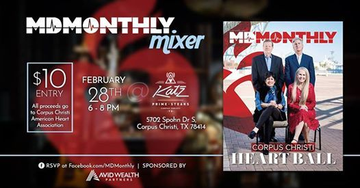 MD Monthly February Mixer