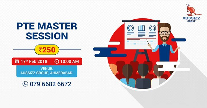PTE Master Session - Aussizz Group Ahmedabad