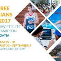 The Three Olympians Camp AUG 2017