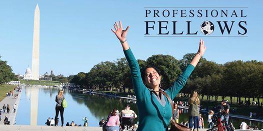 Professional Fellows Program 6-week US-based fellowship