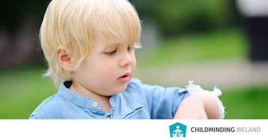 Paediatric First Aid Training for Childminders - Mayo