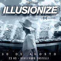 Illusionize 3008 (Vspera de Feriado)