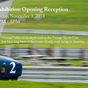 Vintage 60 Years of the VSCCA Exhibit Opening