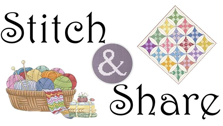 stitch and share