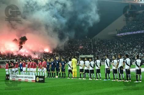 Corinthians X Deportivo Lara Libertadores