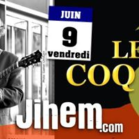 Dner-concert au Coq dOr