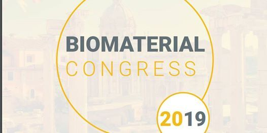 3rd International conference on Biomaterials Cellular and Tissue...
