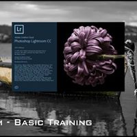 Lightroom Basic Training With Andrew Aveley. Only R1500