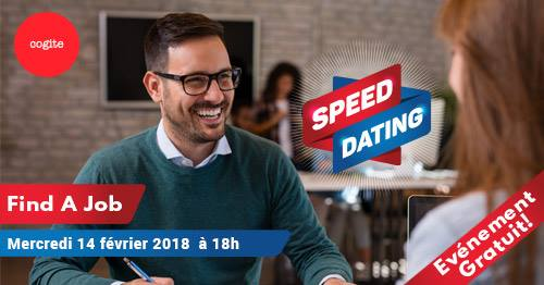 Speed-Dating Find a Job