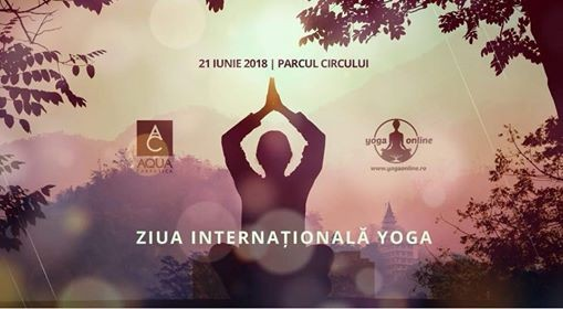 Ziua Internationala Yoga