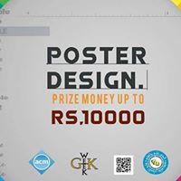 Poster Designing Competition