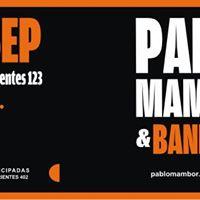 Pablo Mambor y Banda en concierto