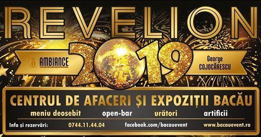 Super-Revelion 2019 in Bacau