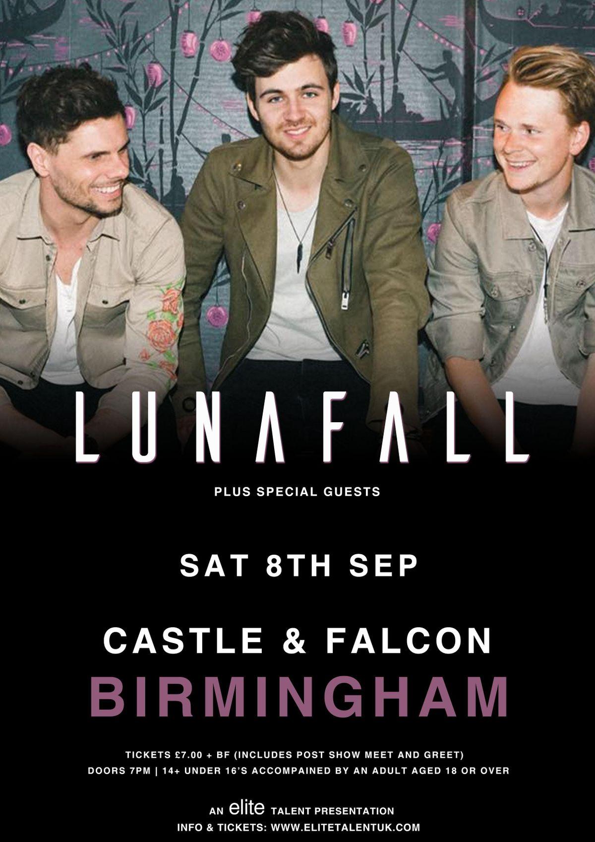 LunaFall  Live in Birmingham