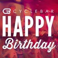 CycleBar South Tampas Anniversary Party