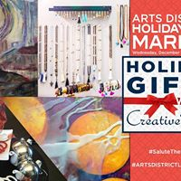 ARTS District 1-Day Holiday Gift Market