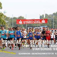 Team fr den Augsburger Staffelmarathon