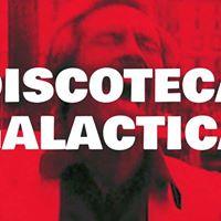Basso &amp Chitarra w Lumacake present Discoteca Galactica