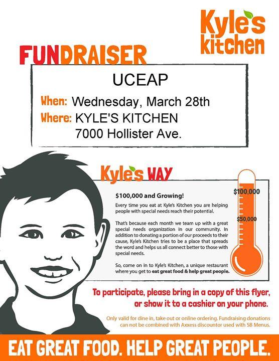 Uceap Guardian Scholarship Fundraiser At Kyles Kitchen Goleta