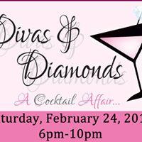 Divas &amp Diamonds A Cocktail Affair