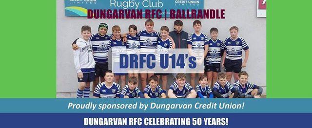 Waterpark v Dungarvan  U14s East Munster League