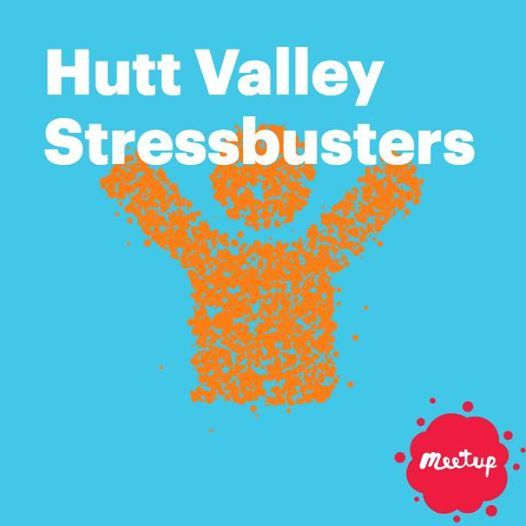 Stokes Valley Meetup - Learn simple ways to lower stress