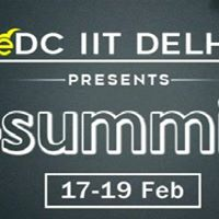 E-Summit - IIT Delhi