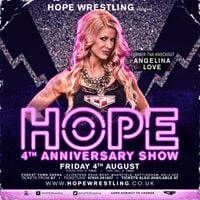 HOPE 4AS Featuring Former TNA Knockout Angelina Love