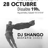 DJ Shango Ecstatic DANCE