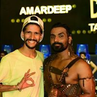 Dance Workshop By Amardeep Singh Natt