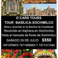 Tour Baslica-Xochimilco