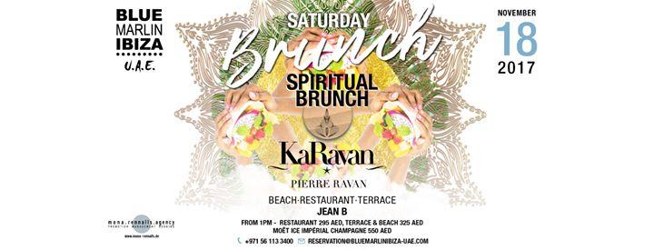 Spiritual Brunch with Pierre Ravan