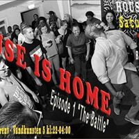 House Is Home House Dance Battle