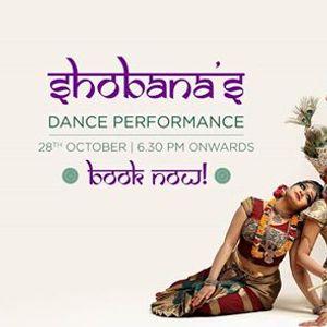 Shobanas Dance Performance