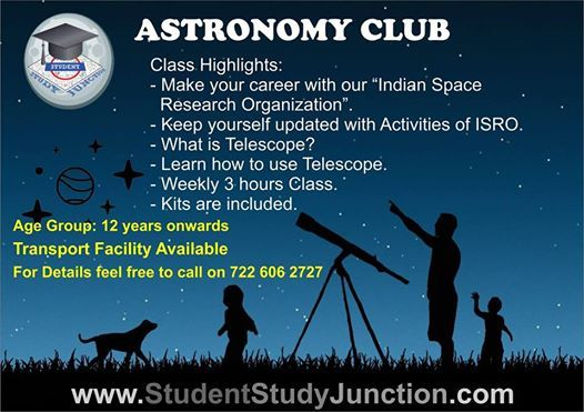 Inauguration of Science & Astronomy Club
