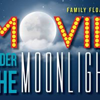 Movie Under The Moonlight Family Float-in
