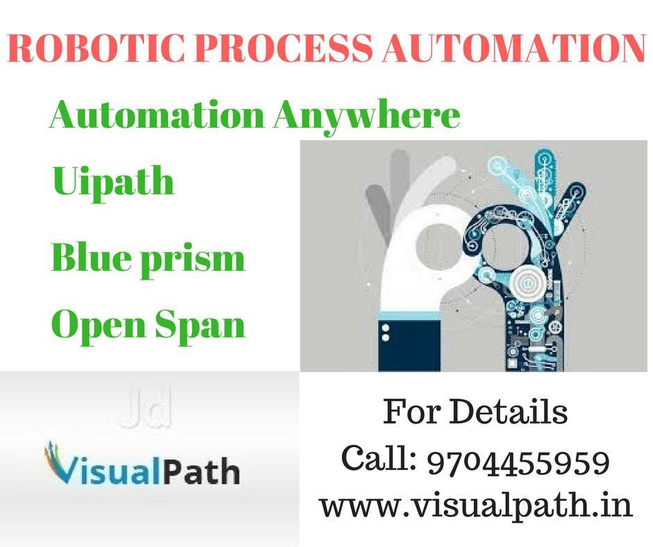 Automation Anywhere Certification Training In Hyderabad Automation