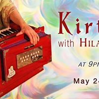Kirtan with Hilary and Friends