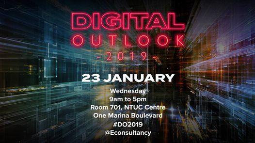 Digital Outlook 2019