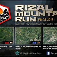 RIZAL Mountain RUN 2018