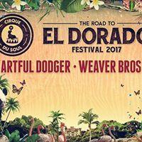 Cirque Du Soul  Cardiff  The Road To El Dorado (Part 2)
