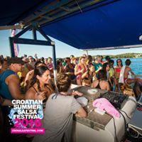 Croatian summer salsa festival 2017 with TimberosUk
