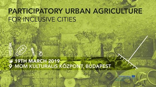 Conference Participatory urban agriculture for inclusive cities