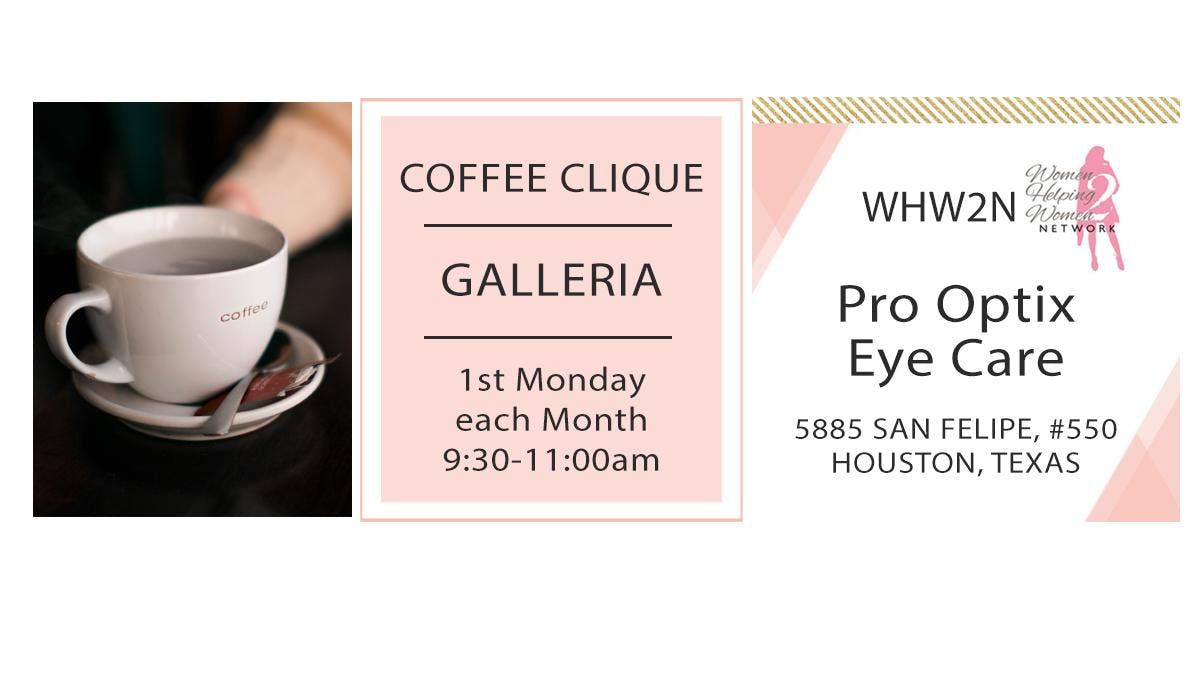 WHW2N - Coffee Clique  - Galleria