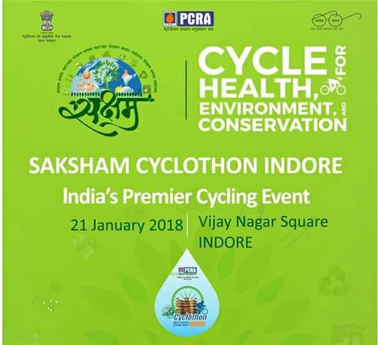 Cyclothon 2018 Indore