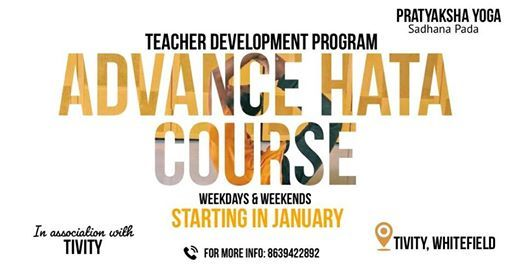 Advance Hata Course