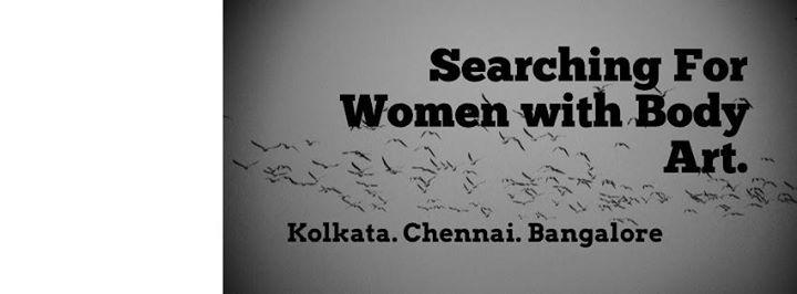 Photography Tour Chennai To Meet Women With Body Art