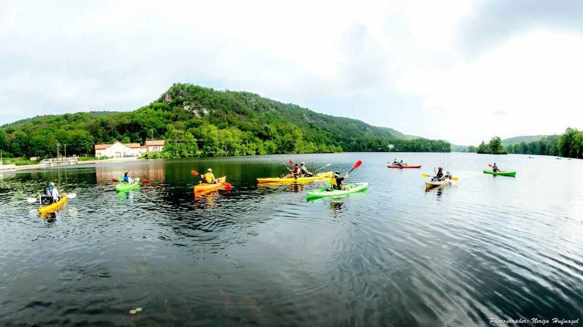 Heroes on the Water NJ Chapter - Kayak Fishing - Picatinny Lake