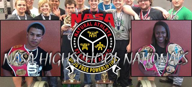 NASA High School Nationals (34th)